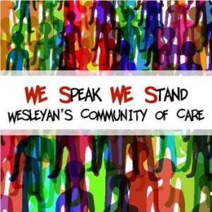 We Speak We Stand Fall 2015